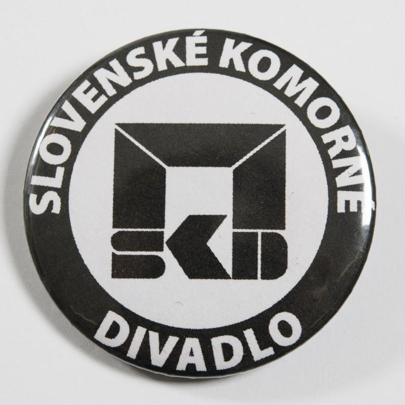 """odznak """"SKD Martin"""""""