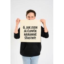 """taška """"Komédia česká o bohatci a Lazarovi"""""""
